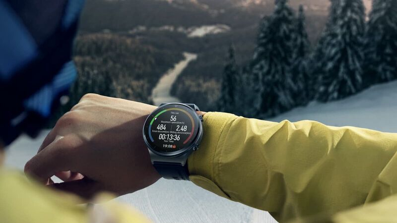 Two-Week Battery Smartwatches
