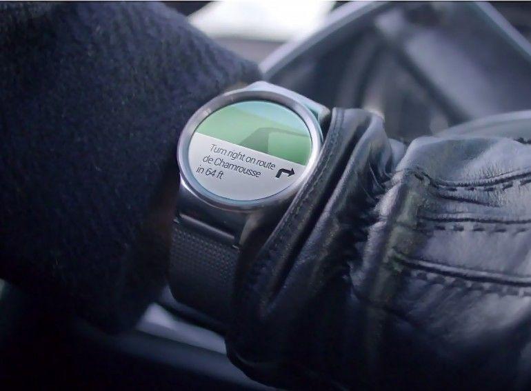 Round-Faced Smartwatches