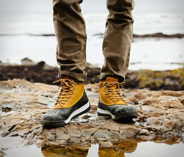 Sneaker-Inspired Hiking Shoes