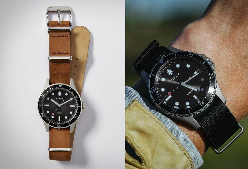 Cost-Effective Diver Timepieces