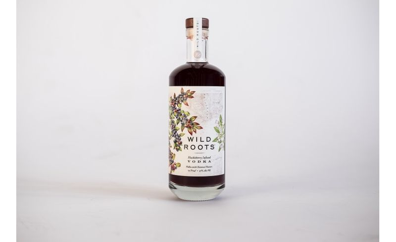 Huckleberry Vodka Spirits
