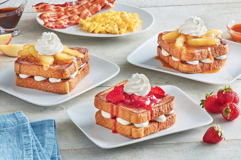 Stuffed French Toast Sandwiches