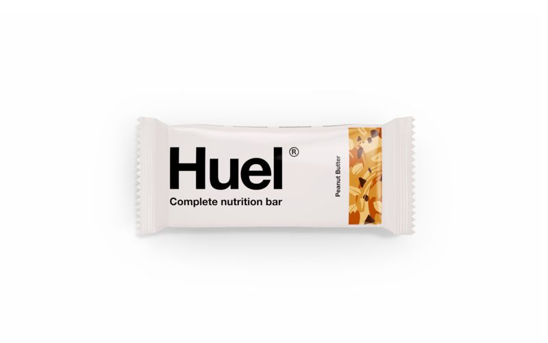 Peanut Butter Nutrition Bars