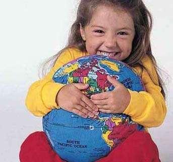 Cuddly Globes