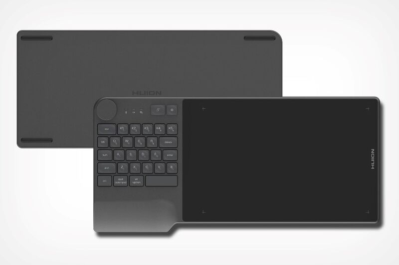 Tablet-Equipped Keyboards