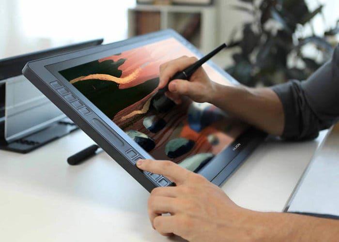 Pressure-Sensitive Designer Tablets