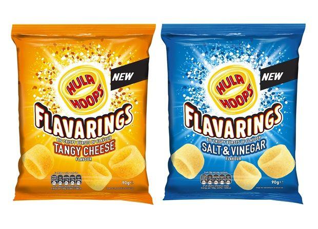 Flavor-Focused Crunchy Snacks