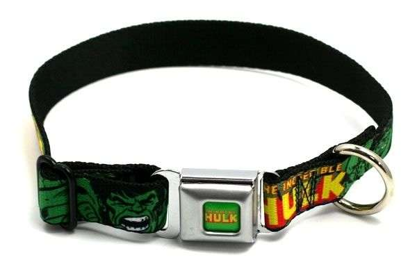 Seatbelt Dog Collars