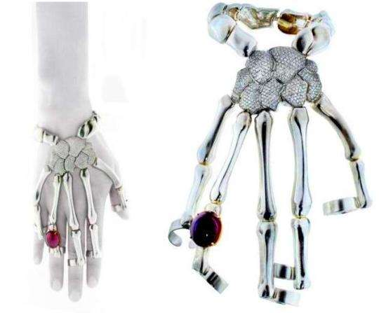 Jeweled Skeletons