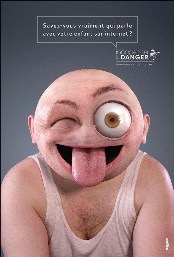 Creepy Emoticon Campaigns
