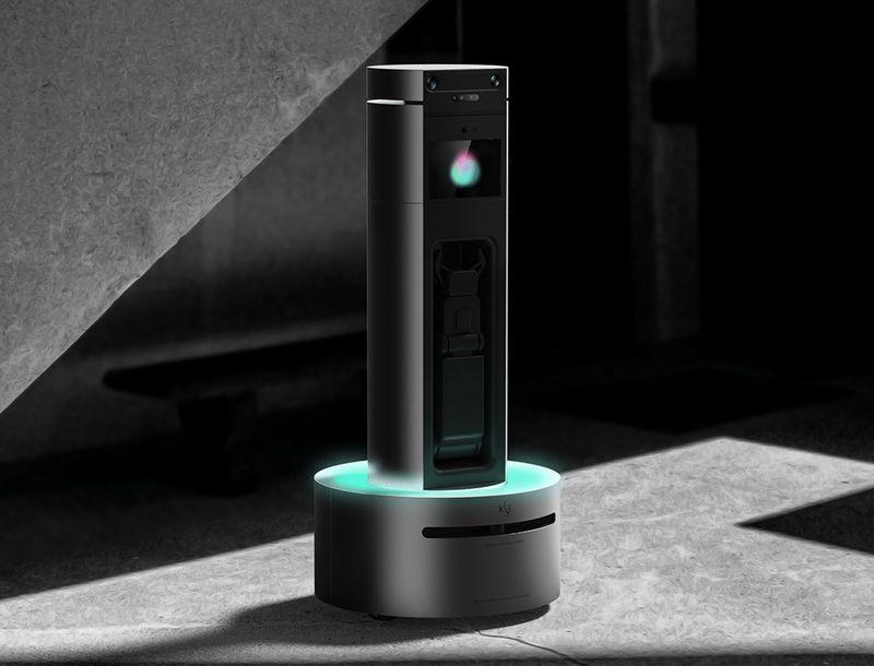 Commuter-Aiding AI-Powered Robots