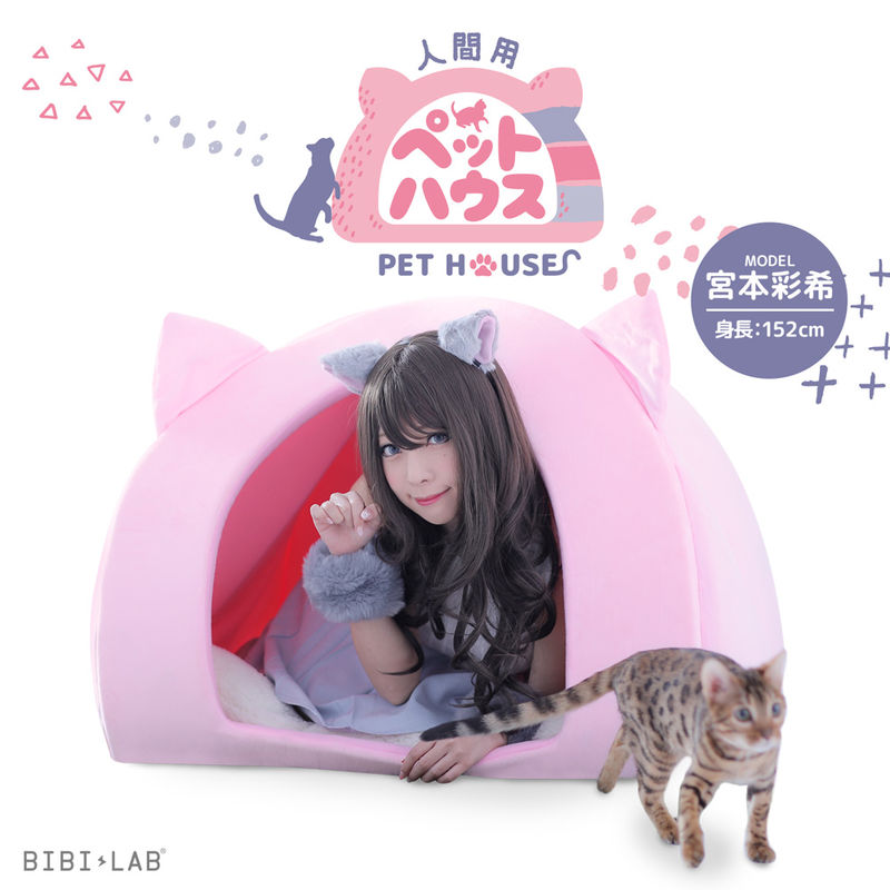 Human-Sized Pet Houses