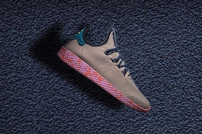 Snakeskin-Soled Sneakers