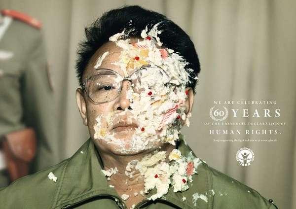 Dictator Cake-Smashing