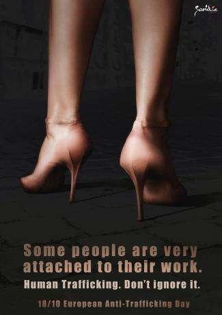 Human Trafficking PSAs