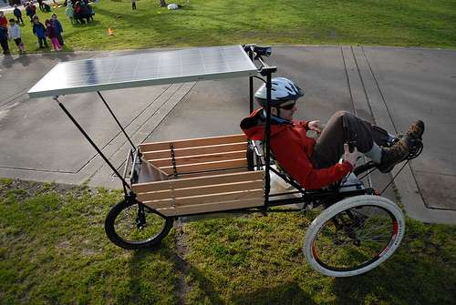 Electric-Assisted Trikes