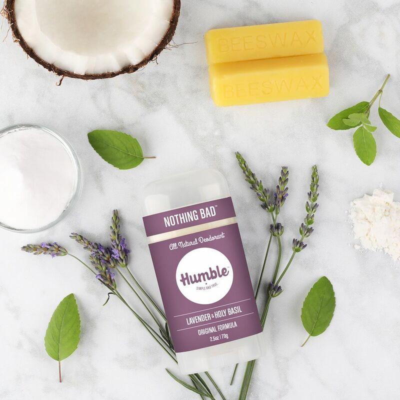 Clean 4 Ingredient Deodorants