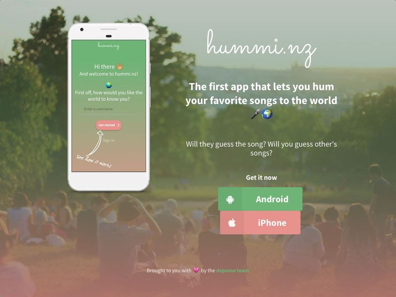 Song-Humming Game Apps