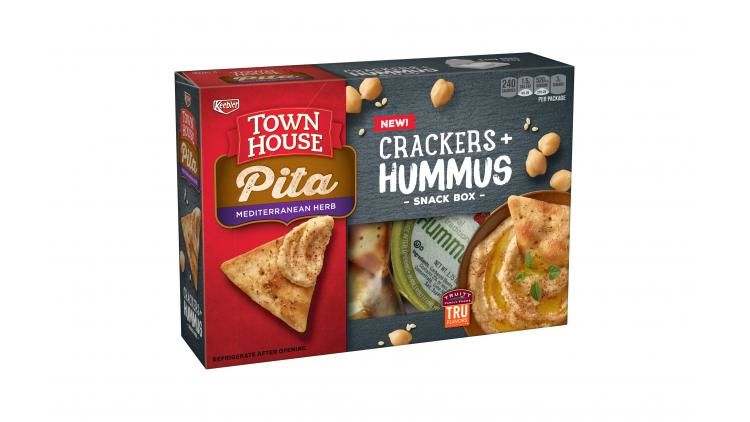 Hummus Snack Sets