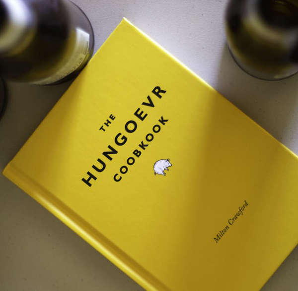 Comedic Hangover-Inspired Cookbooks