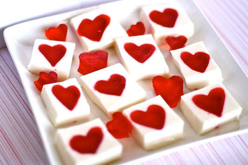 Sentimental Gelatin Snacks