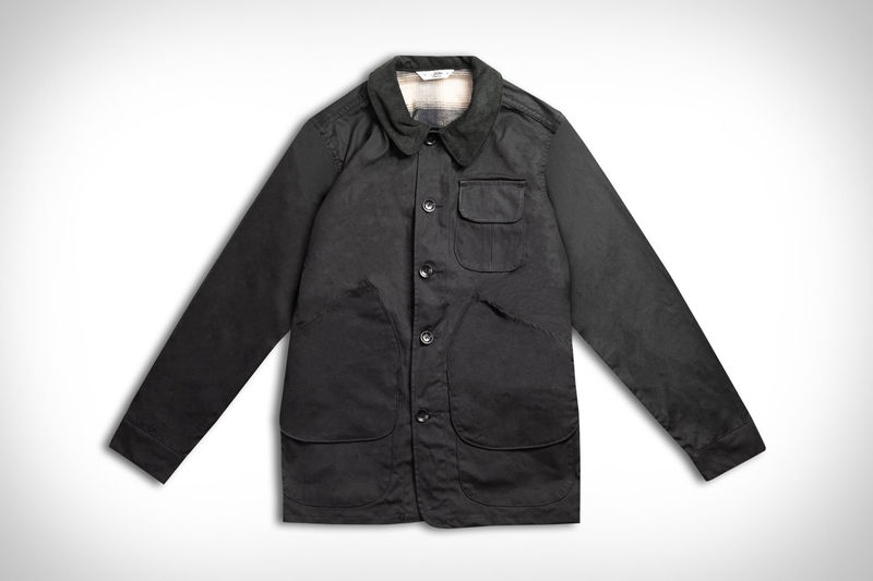 Vintage-Inspired Hunting Jackets