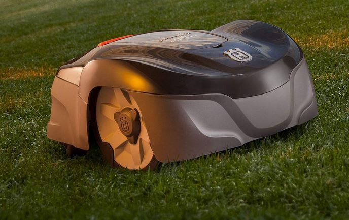 Connected Home Lawnmowers