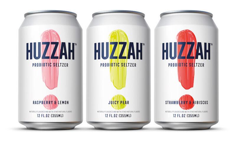 Alcohol-Free Probiotic Seltzers