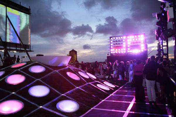 Top Floor Raver Lounges