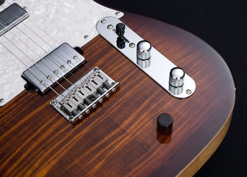 Versatile Hybrid Guitars