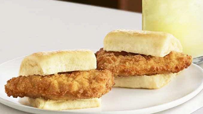 Hybrid Chicken Slider Sandwiches