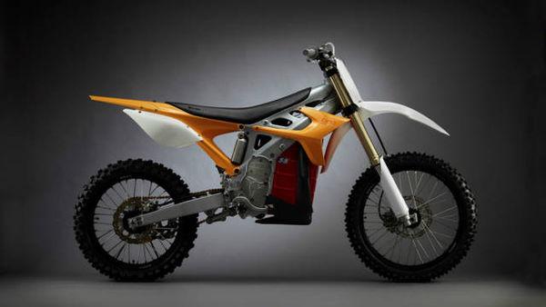 Stealthy Dirt Bikes