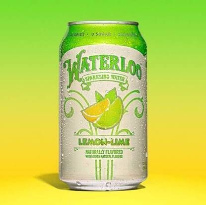 Refreshing Fruit-Inspired Sparkling Waters