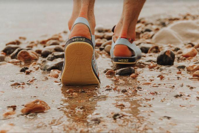 Stylishly Comfortable Hybrid Footwear