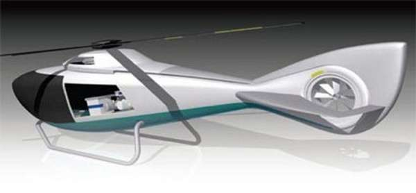 Hybrid Helicopters