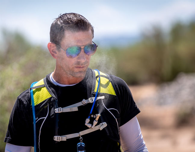 Hybrid Hiking Technology