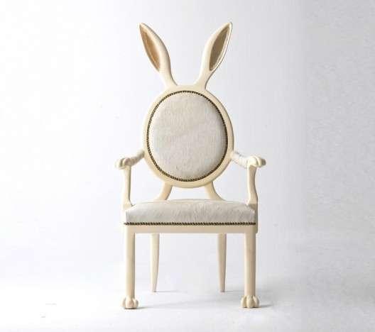 Classy Rabbit Seating