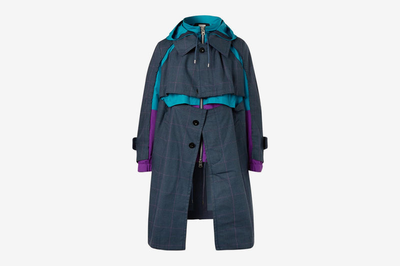 Reconstructed Hybrid Outerwear