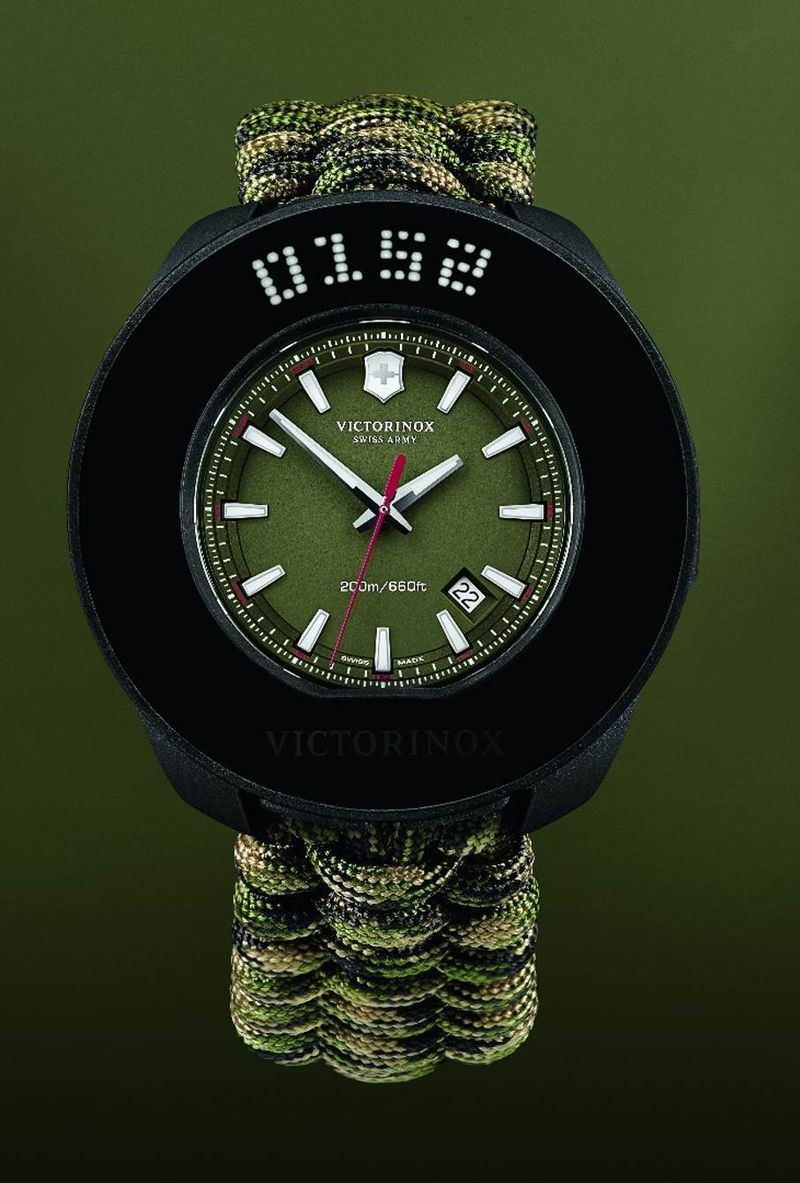 Swiss Army Smartwatches