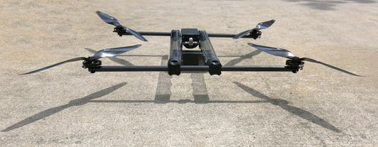 Hydrogen-Powered Drones