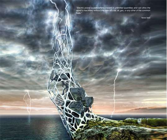 Lightning Bolt Structures