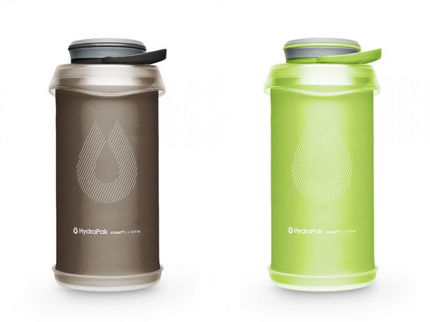 Pocket-Friendly Collapsible Bottles