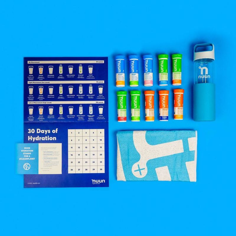 Hydration Challenge Kits
