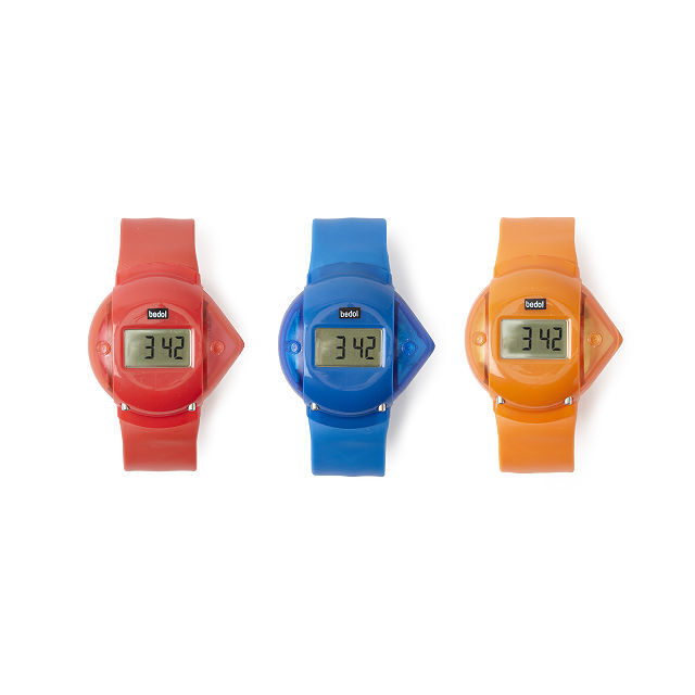 Water-Oowered Digital Watches