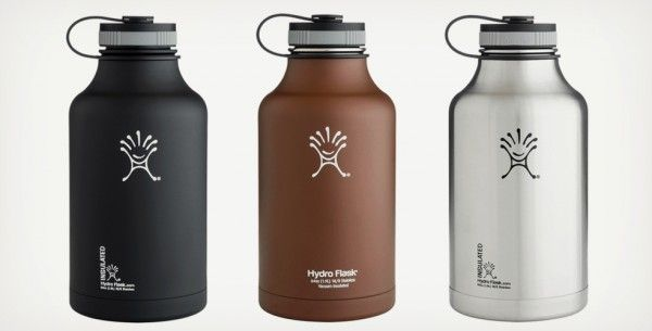 Flavor-Saving Beer Flasks