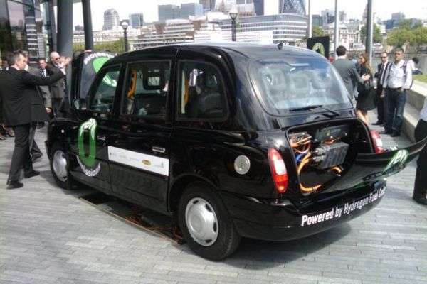 Olympic Hybrid Taxis