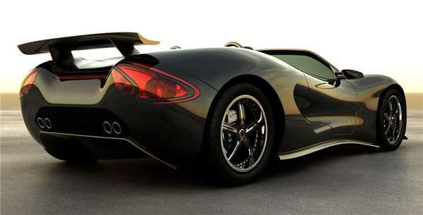 Hydrogen Powered Exotic Cars