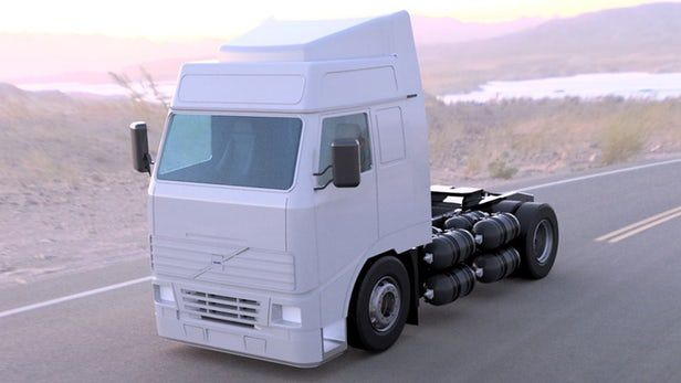 Heavy-Duty Hydrogen Trucks