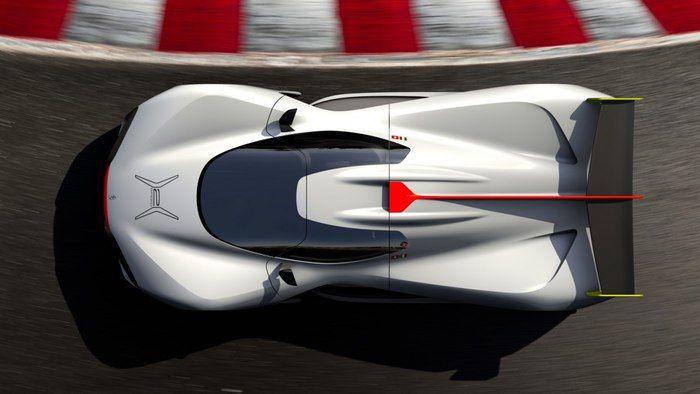 Hydrogen Supercar Concepts