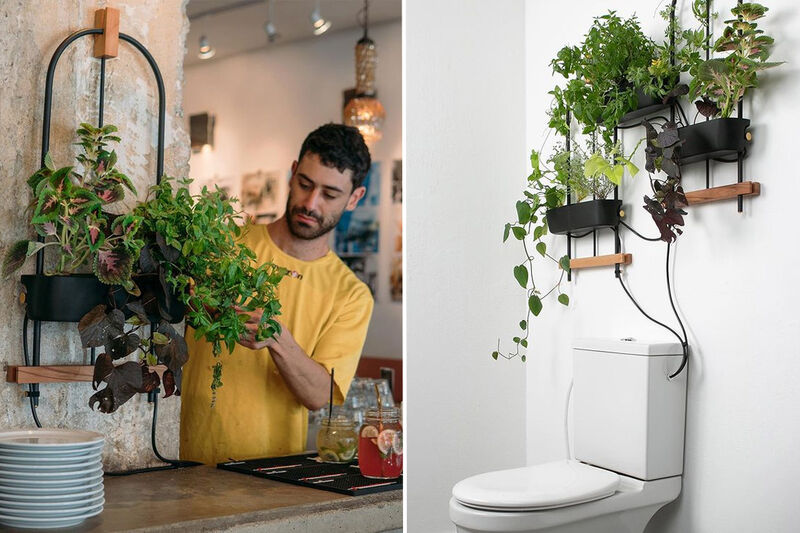 Appliance-Connected Gardening Systems